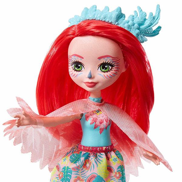 Mattel Enchantimals GFN42 Кукла с любимой зверюшкой