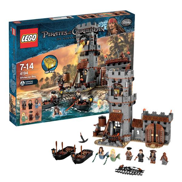 скачать игру Lego пираты карибского моря через торрент - фото 4