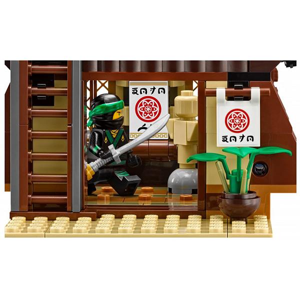 Lego Ninjago 70618 Конструктор Лего Ниндзяго Летающий корабль Мастера Ву