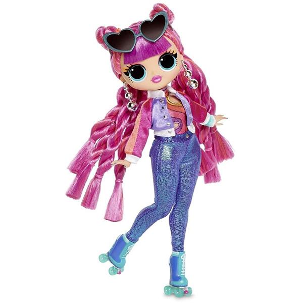 L.O.L. Surprise 567196 Кукла OMG 3 серия Roller Chick