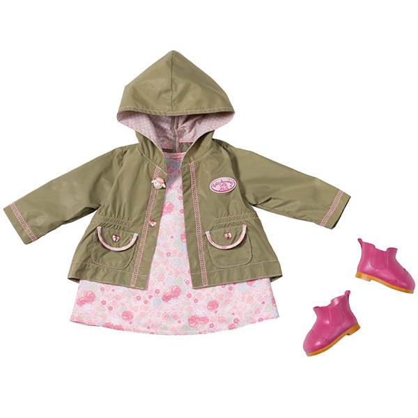 Zapf Creation Baby Annabell 794-616 Бэби Аннабель Одежда демисезонная zapf creation baby annabell 700 105 бэби аннабель одежда для прогулки