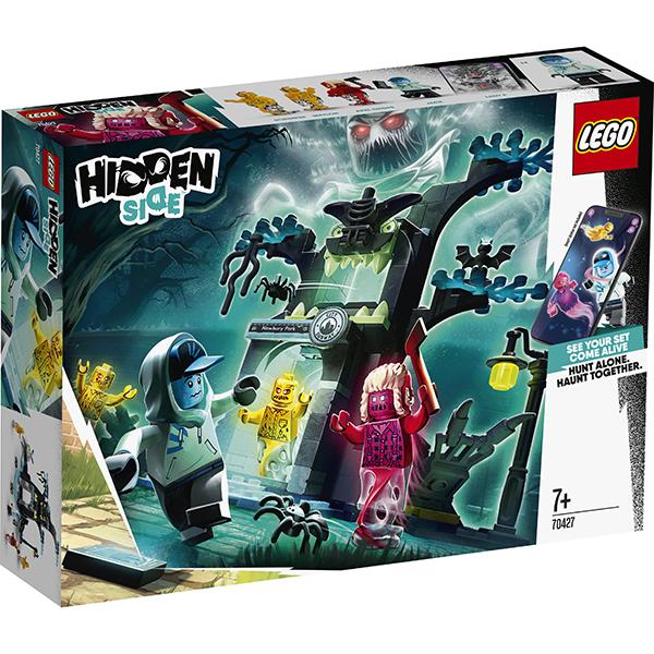 LEGO Hidden Side 70427 Конструктор ЛЕГО Добро пожаловать в Hidden Side