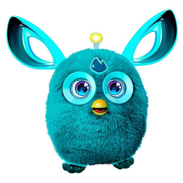 Hasbro Furby B6083/B6084 Ферби Коннект бирюзовый hasbro hasbro интерактивная игрушка furby ферби коннект темные цвета голубой