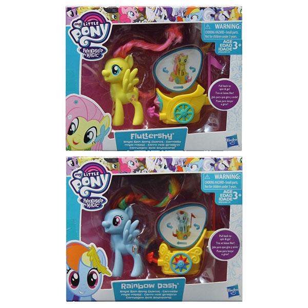 Hasbro My Little Pony B9159 Май Литл Пони Пони в карете (в ассортименте)