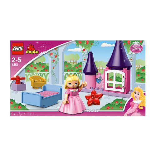 Lego Duplo 6151 Конструктор Принцессы В гостях у Спящей красавицы