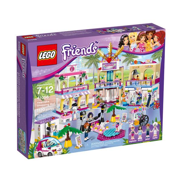 LEGO Friends 41058 Конструктор ЛЕГО Подружки Торговый центр Хартлейк Сити