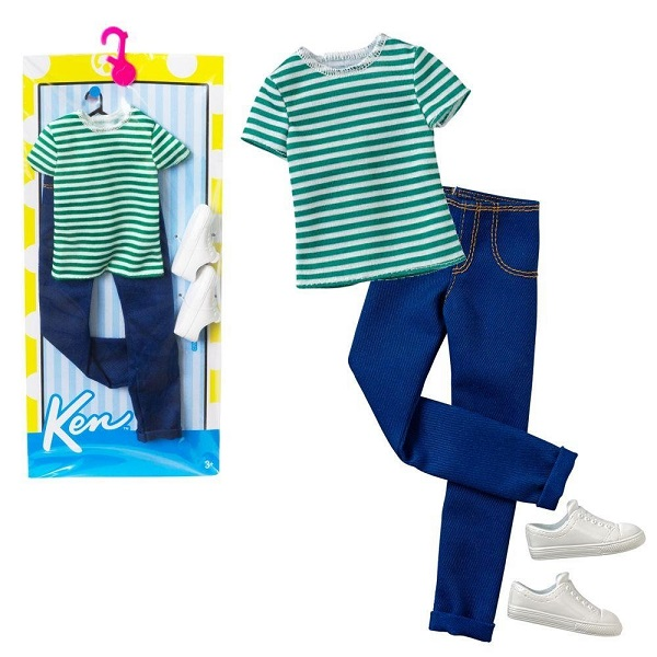 Mattel Barbie DWG75 Барби Наряд для Кена аксессуар для кукол barbie наряд для кена fkt44 fkt46
