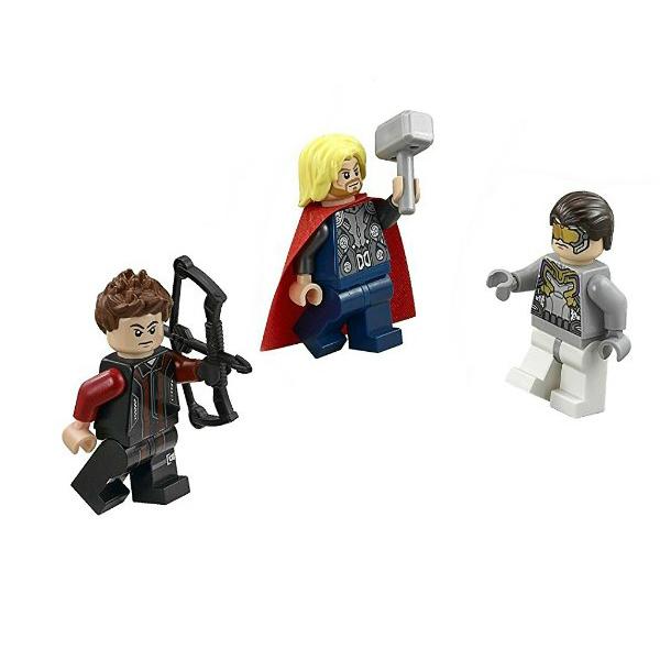 Lego Super Heroes 76030 Конструктор Лего Супер Герои Гидра против Мстителей