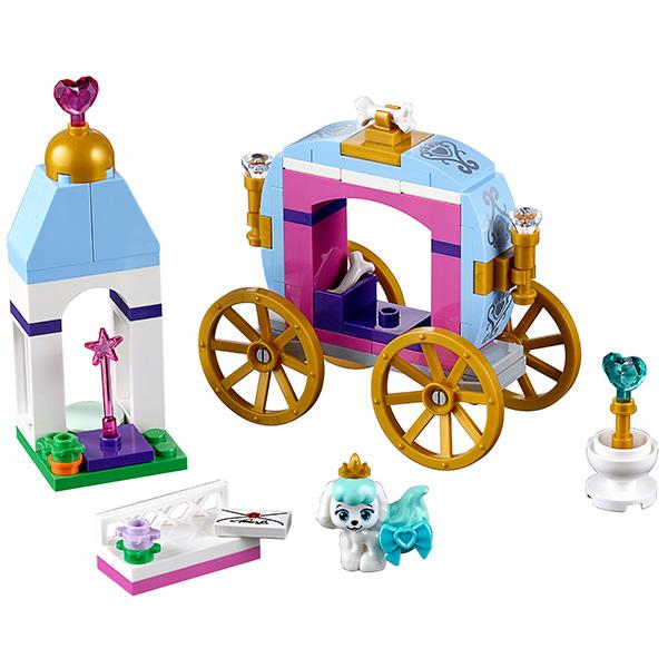 Lego Disney Princess 41141 Конструктор Лего Принцессы Дисней Королевские питомцы: Тыковка