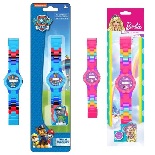 Fresh Trend SKS001 Часы-конструктор, совместимые с LEGO (в ассортименте)
