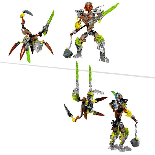 Lego Bionicle 71306 Конструктор Лего Бионикл Похату - Объединитель Камня