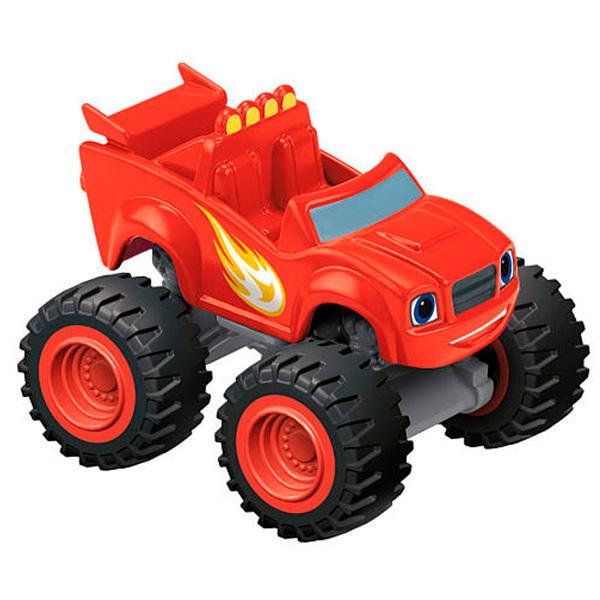 Mattel Blaze DKV83 Вспыш и его друзья, Вспыш