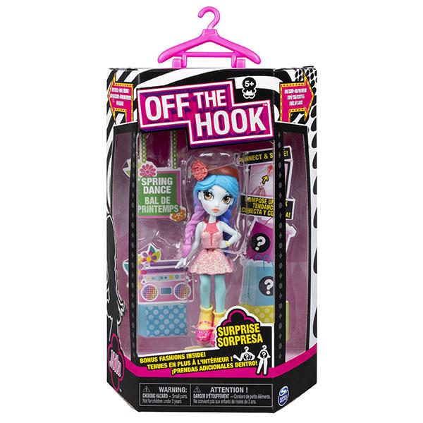 Off the Hook 6045583-MIL Стильная кукла с аксессуарами Мила весенний танец