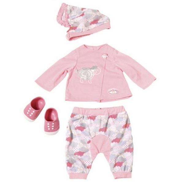 Zapf Creation Baby Annabell 700-402 Бэби Аннабель Одежда для уютного вечера zapf creation baby annabell 700 198 бэби аннабель одежда для теплых деньков