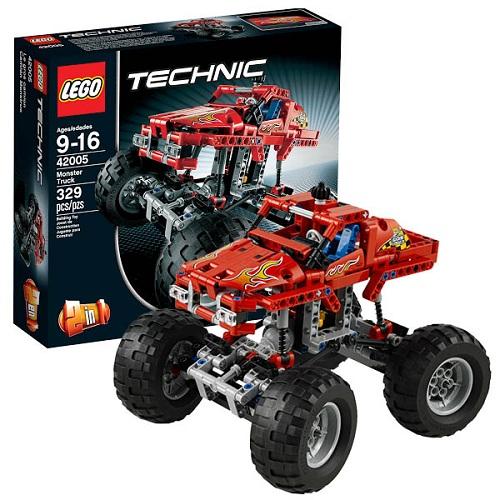 Лего Техник 42005 Конструктор Монстрогрузовик