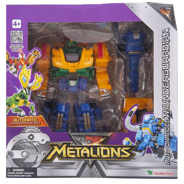 Metalions 314058 Металионс Авто-трансформация Громовой страж