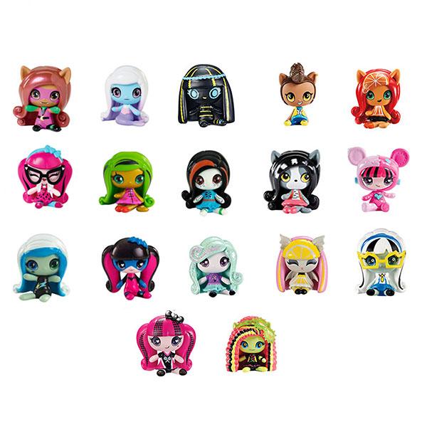 Mattel Monster High FCB75 Мини-фигурка (в ассортименте) детские наклейки монстер хай monster high альбом наклеек