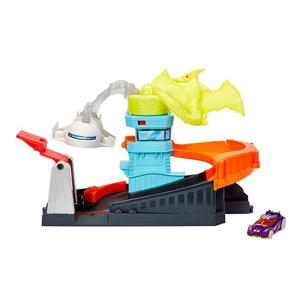 Фото - Mattel Hot Wheels GBF94 Хот Вилс Игровой набор с монстрами-злодеями (в ассортименте) полесье набор игрушек для песочницы 468 цвет в ассортименте