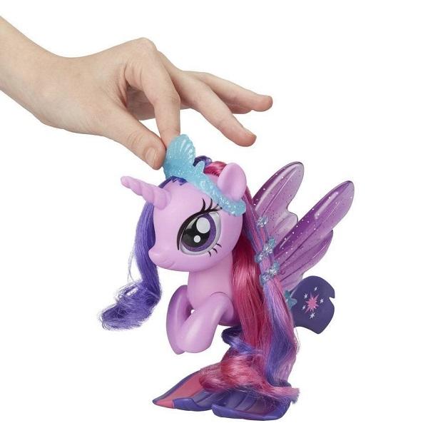 "Hasbro My Little Pony C0683/C1831 Май Литл Пони ""Мерцание"" пони-модницы Твайлайт Спаркл"