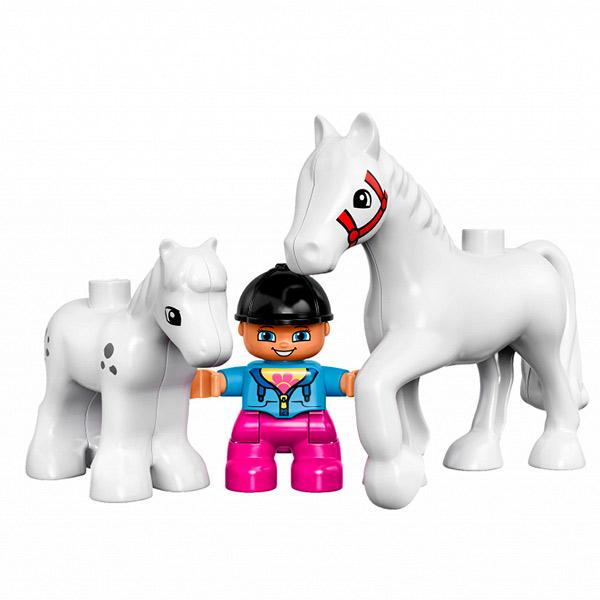 Lego Duplo 10806 Лошадки