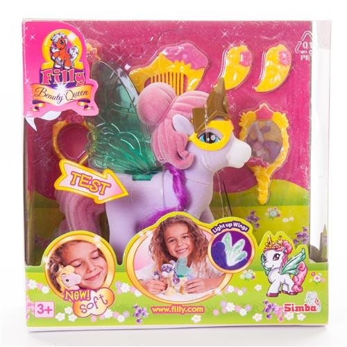 """Filly Fairy 60-81_1 Филли Феи Игровой набор """"Лошадка Филли Единорог"""""""