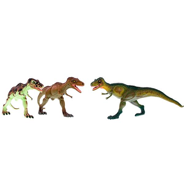 Megasaurs SV12337 Мегазавры Фигурка Горгозавра с двигающейся пастью (в ассортименте)