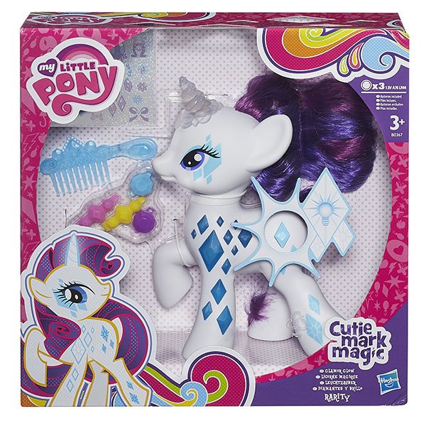 Hasbro My Little Pony B0367 Пони-модница Рарити