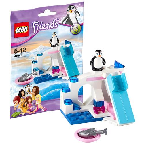 Лего Подружки 41043 Конструктор Игровая площадка пингвина