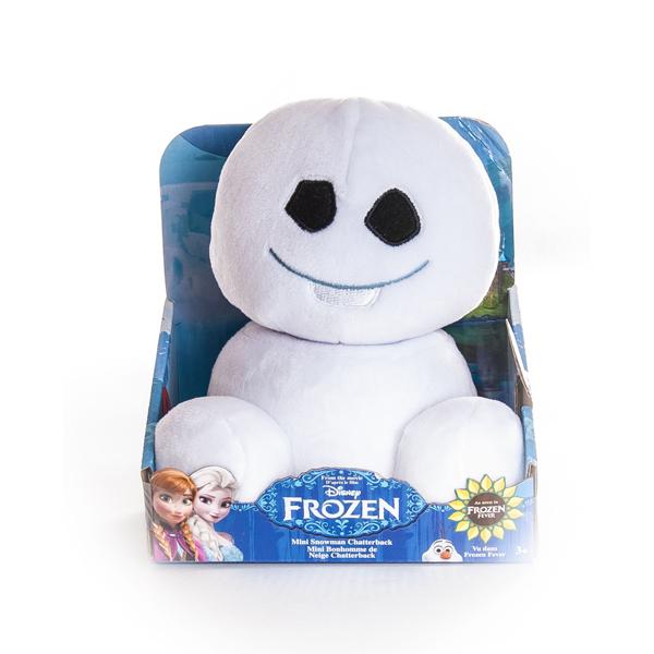 Disney 32240 Функциональный Мини Снеговичок Холодное сердце, 20 см