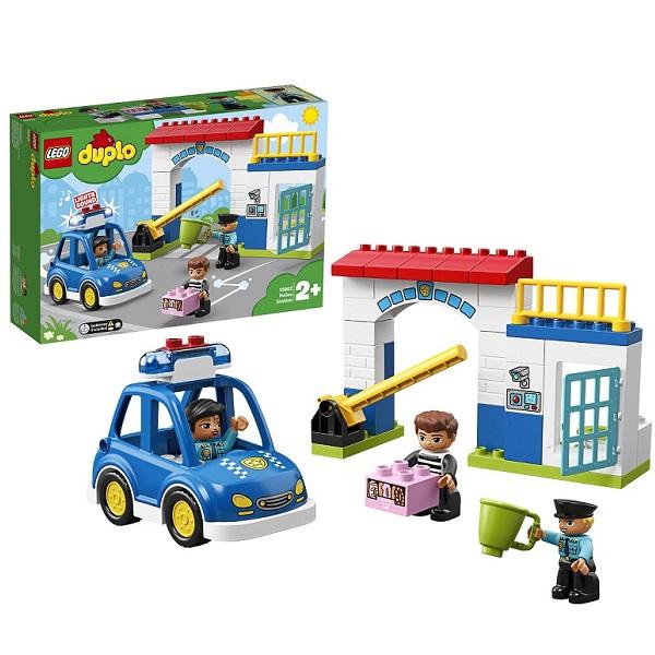 Lego Duplo 10902 Конструктор Лего Дупло Полицейский участок