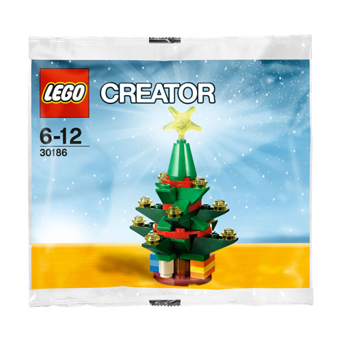 Конструктор Lego Creator 30186 Конструктор Новогодняя ёлка