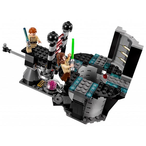 LEGO Star Wars 75169 Конструктор ЛЕГО Звездные Войны Дуэль на Набу
