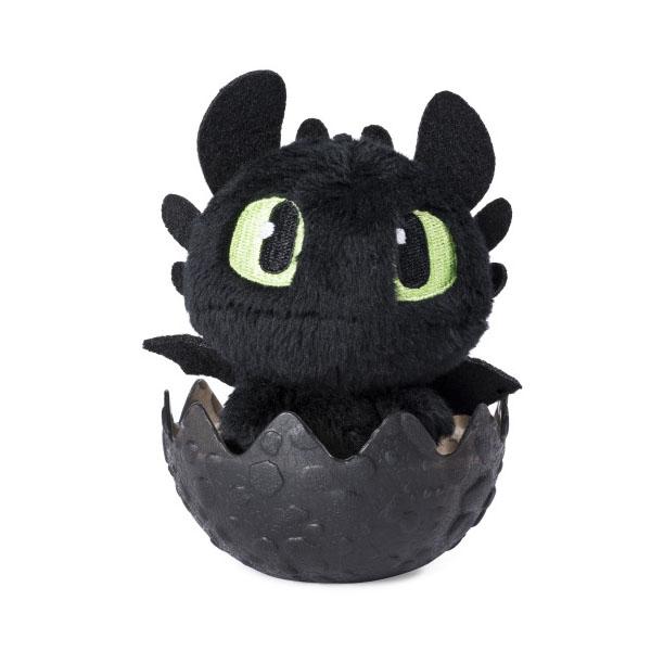 Dragons 66623 Дрэгонс Плюшевый дракон в яйце