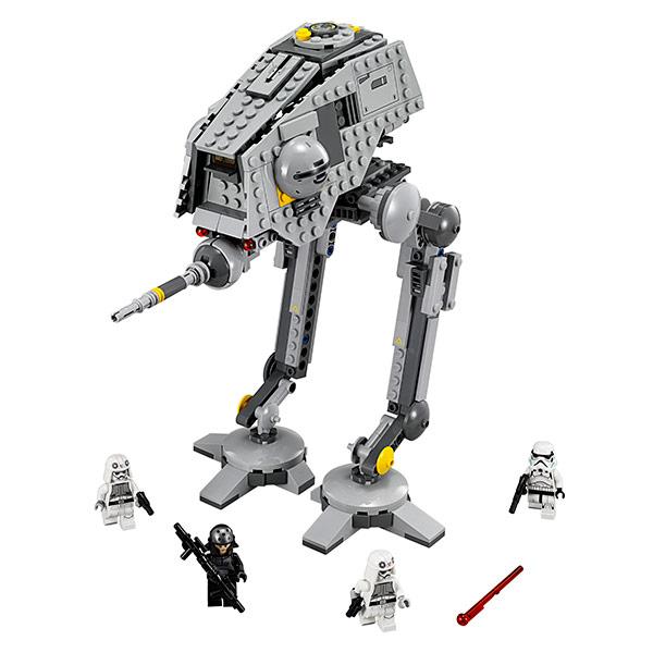 Lego Star Wars 75083 Конструктор Лего Звездные Войны Вездеходная оборонительная платформа AT-DP
