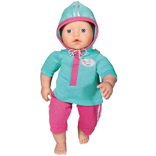 Zapf Creation my little Baby born 812-679_1 Бэби Борн Кукла Активный отдых, 32 см (в ассортименте)