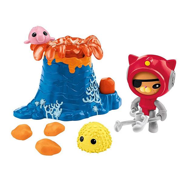 """Mattel Octonauts V1384 Октонавты Игровые наборы """"Подводные спасатели"""" (в ассортименте)"""