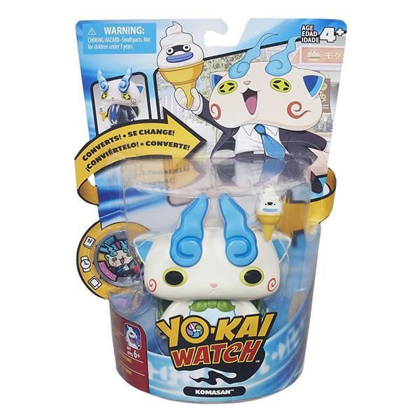 Hasbro Yokai Watch B5946 Йо-кай Вотч: Меняющаяся фигурка с Медалью (в ассортименте)