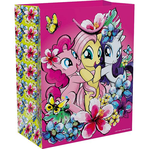 Пакет подарочный R33164 My Little Pony 230*180*100 росмэн пакет подарочный маша новогодняя 230 180 100