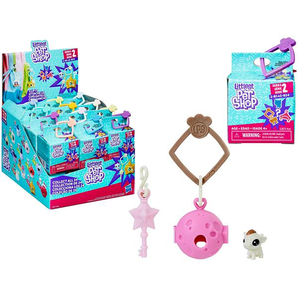 Hasbro Littlest Pet Shop E2875 Литлс Пет Шоп Набор игрушек в стильной коробочке игровой набор littlest pet shop литл пет шоп shaken dry salon c0043 c1202