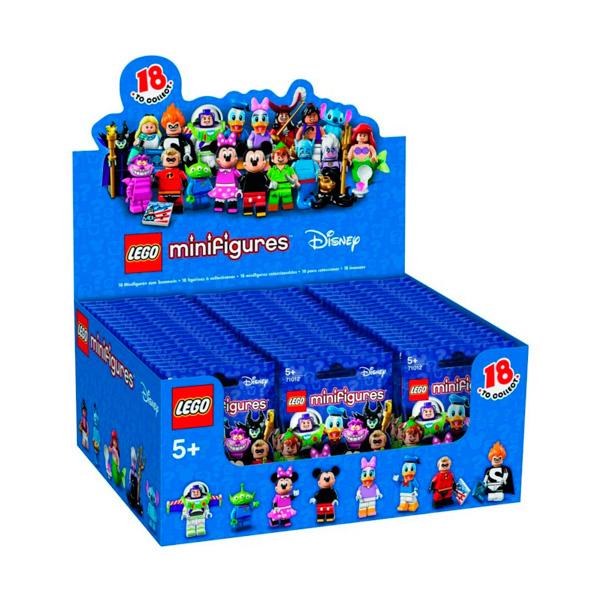 Lego Minifigures 71012 Конструктор Лего Минифигурки LEGO®, серия Дисней