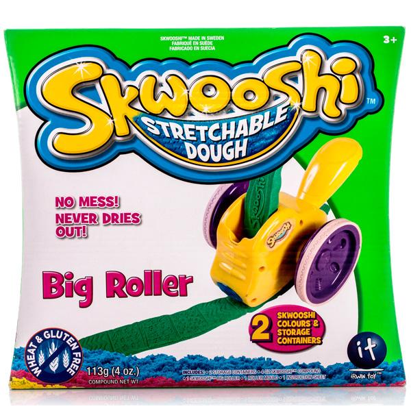 """Skwooshi S30002 Сквуши Набор для творчества """"Большой роллер"""" - масса для лепки и аксессуары"""