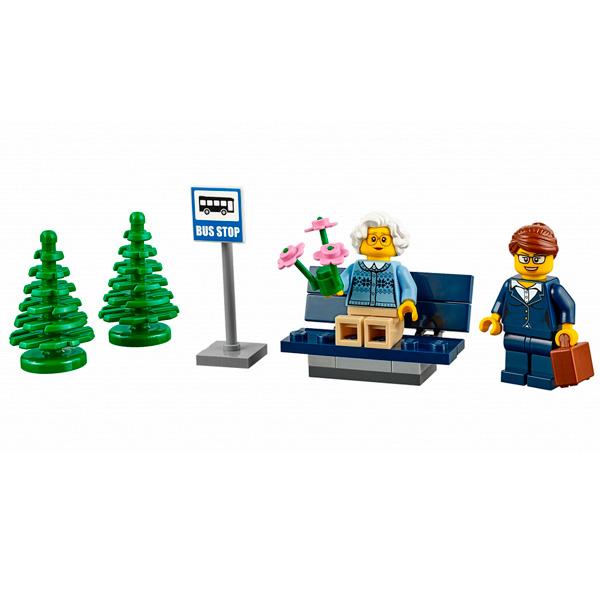 LEGO City 60134 Конструктор ЛЕГО Город Праздник в парке - жители LEGO City