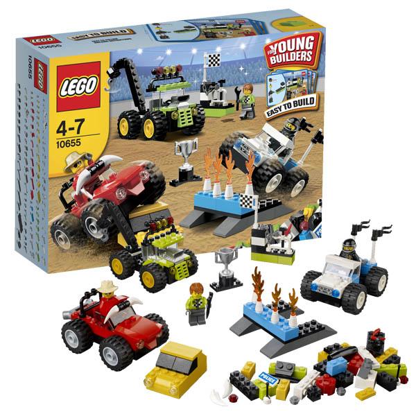 LEGO Creator 10655_1 Конструктор Лего Криэйтор Грузовики-монстры