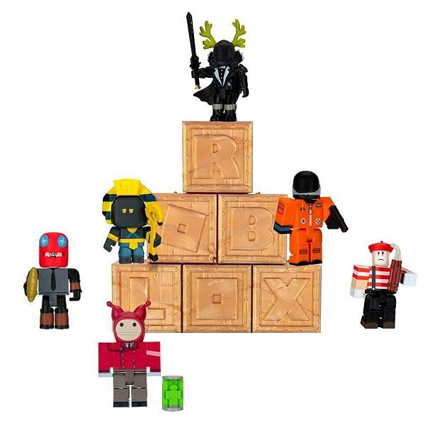 Roblox ROB0321 Фигурка героя серии Copper (в ассортименте)