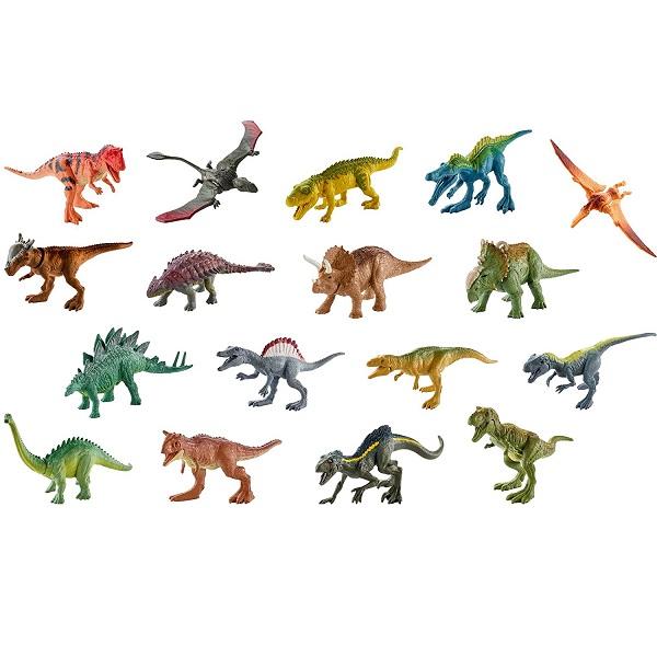 Jurassic World Мини-динозавры