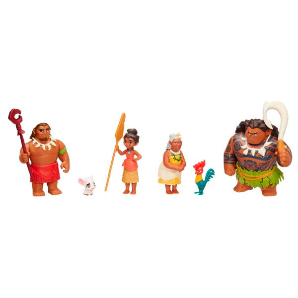 Hasbro Disney Princess B8305 Игровой набор с мини-фигурками главных персонажей