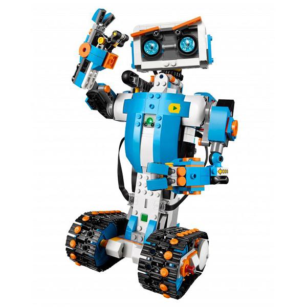 LEGO BOOST 17101 Конструктор ЛЕГО Набор для конструирования и программирования
