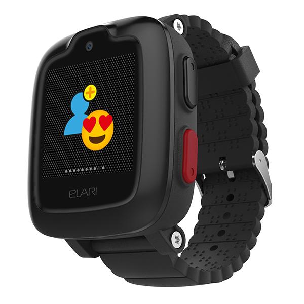 Elari ELKP3GBLK Часы KidPhone 3G черные