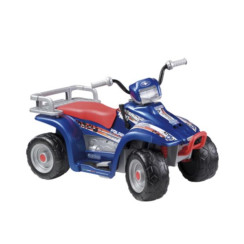 Детский электроквадроцикл Peg-Perego ED1098_1 Polaris Sportsman 400