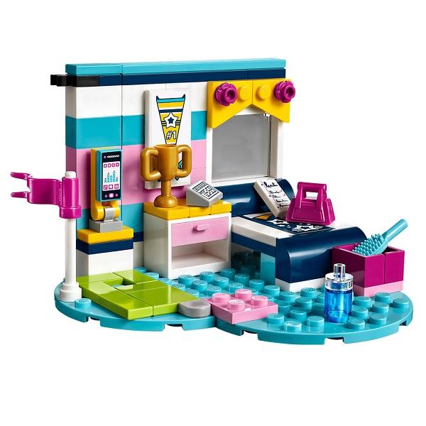Лего Подружки 41328 Конструктор Комната Стефани